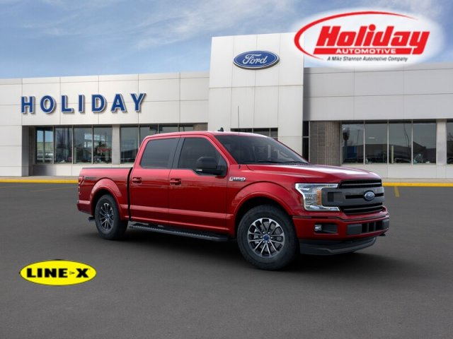 2019 F-150 SuperCrew Cab 4x4,  Pickup #19F676 - photo 1