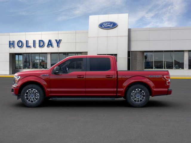 2019 F-150 SuperCrew Cab 4x4,  Pickup #19F676 - photo 7