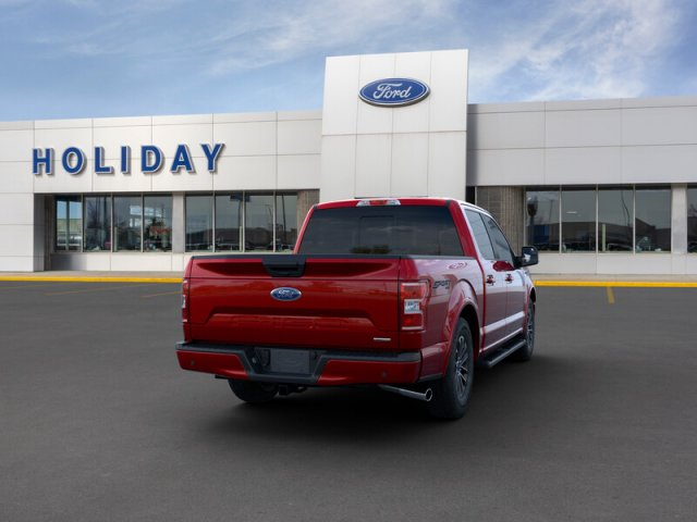 2019 F-150 SuperCrew Cab 4x4,  Pickup #19F676 - photo 8