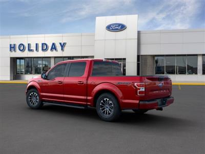 2019 F-150 SuperCrew Cab 4x4,  Pickup #19F676 - photo 3