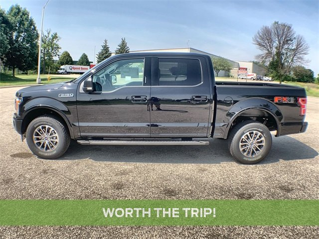 2019 F-150 SuperCrew Cab 4x4,  Pickup #19F681 - photo 5