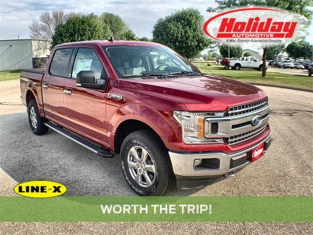 2019 F-150 SuperCrew Cab 4x4,  Pickup #19F688 - photo 1