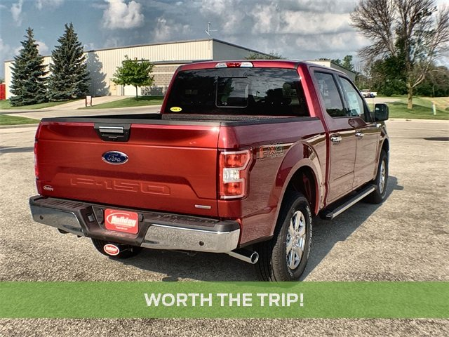 2019 F-150 SuperCrew Cab 4x4,  Pickup #19F688 - photo 10