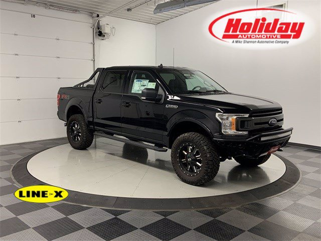 2019 F-150 SuperCrew Cab 4x4, Pickup #19F689 - photo 1