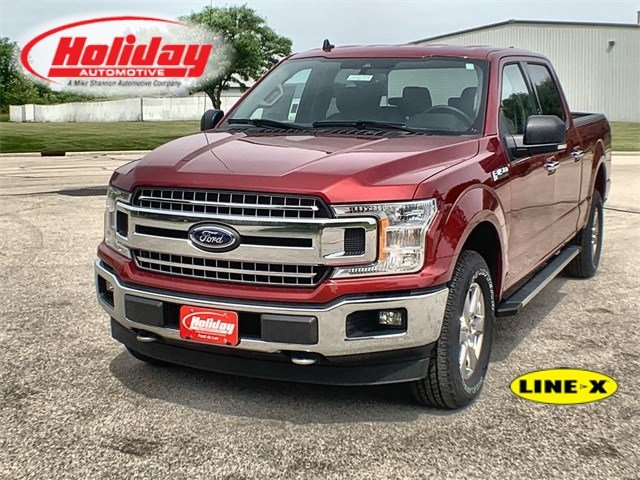 2019 F-150 SuperCrew Cab 4x4,  Pickup #19F693 - photo 1