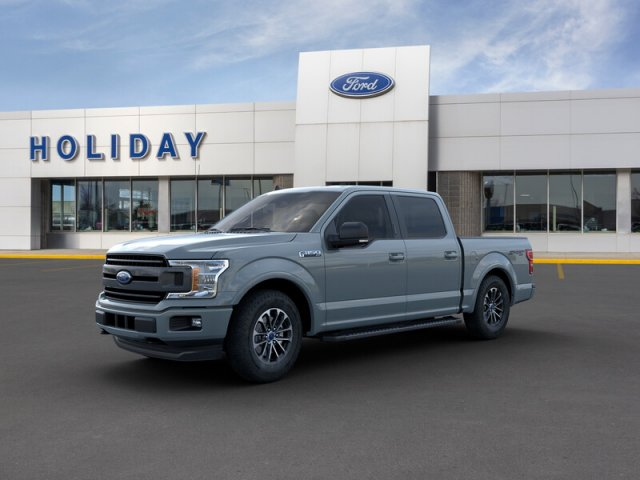 2019 F-150 SuperCrew Cab 4x4,  Pickup #19F698 - photo 4