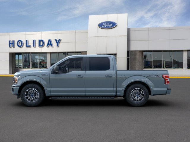 2019 F-150 SuperCrew Cab 4x4,  Pickup #19F698 - photo 7