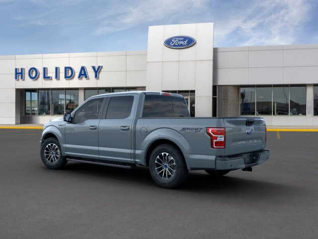 2019 F-150 SuperCrew Cab 4x4,  Pickup #19F698 - photo 9