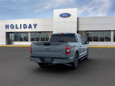 2019 F-150 SuperCrew Cab 4x4,  Pickup #19F698 - photo 2