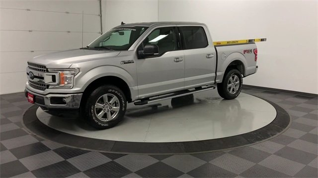 2019 F-150 SuperCrew Cab 4x4, Pickup #19F704 - photo 4