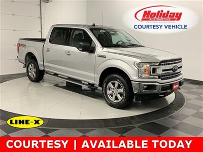 2019 F-150 SuperCrew Cab 4x4, Pickup #19F704 - photo 1