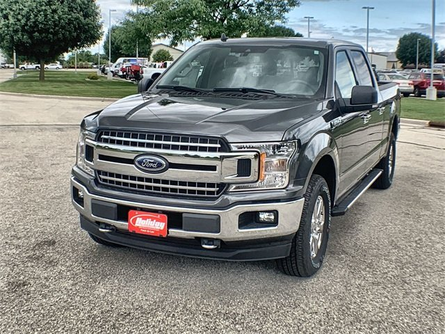 2019 F-150 SuperCrew Cab 4x4,  Pickup #19F717 - photo 4