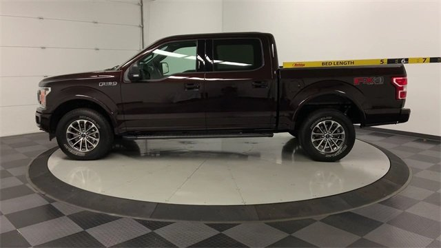2019 F-150 SuperCrew Cab 4x4, Pickup #19F723 - photo 34