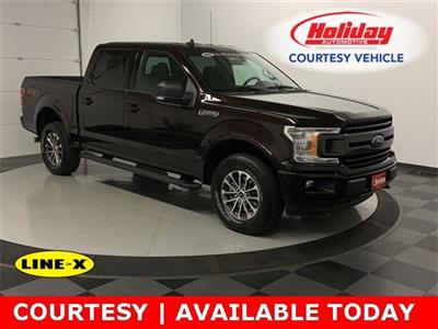 2019 F-150 SuperCrew Cab 4x4, Pickup #19F723 - photo 1