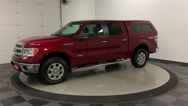 2014 F-150 SuperCrew Cab 4x4, Pickup #19F723A - photo 3