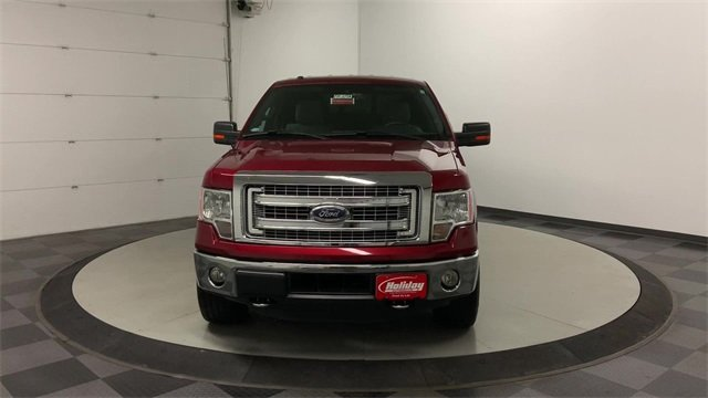 2014 F-150 SuperCrew Cab 4x4, Pickup #19F723A - photo 29