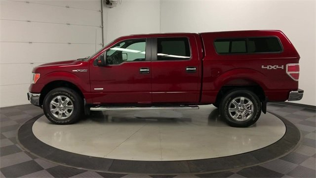 2014 F-150 SuperCrew Cab 4x4, Pickup #19F723A - photo 30