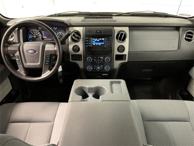 2014 F-150 SuperCrew Cab 4x4, Pickup #19F723A - photo 4