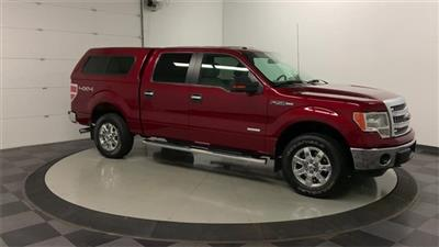 2014 F-150 SuperCrew Cab 4x4, Pickup #19F723A - photo 33