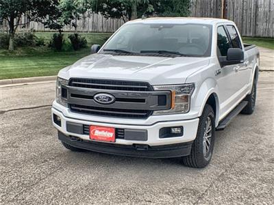 2019 F-150 SuperCrew Cab 4x4,  Pickup #19F730 - photo 1
