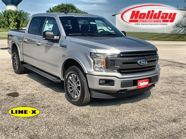 2019 F-150 SuperCrew Cab 4x4,  Pickup #19F735 - photo 3