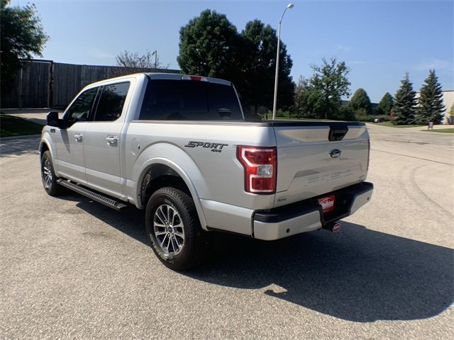 2019 F-150 SuperCrew Cab 4x4,  Pickup #19F735 - photo 4