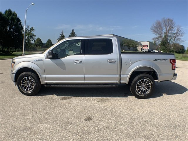 2019 F-150 SuperCrew Cab 4x4,  Pickup #19F735 - photo 11