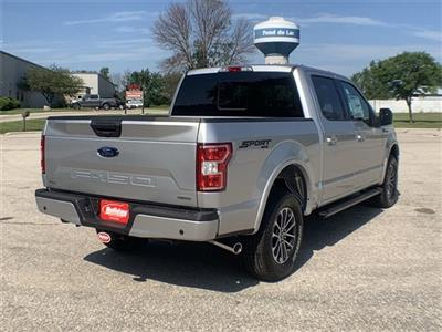 2019 F-150 SuperCrew Cab 4x4,  Pickup #19F735 - photo 8