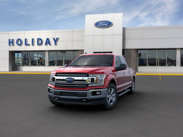 2019 F-150 SuperCrew Cab 4x4,  Pickup #19F737 - photo 4