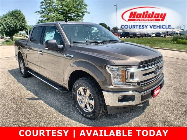 2019 F-150 SuperCrew Cab 4x4, Pickup #19F742 - photo 1