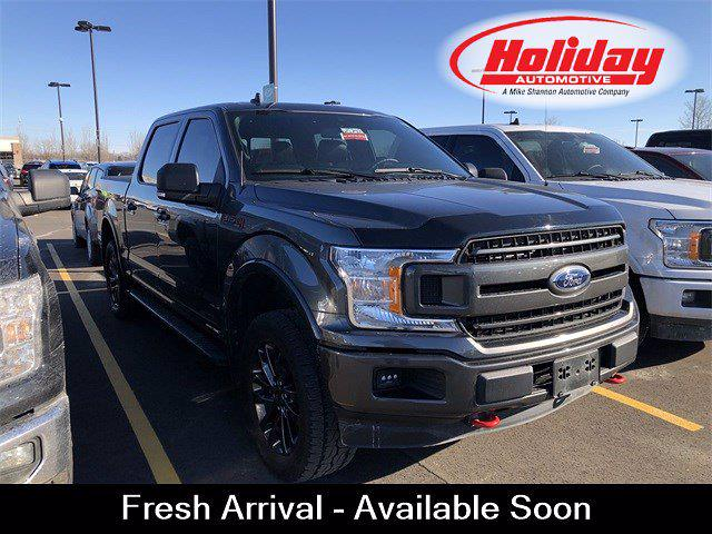 2019 F-150 SuperCrew Cab 4x4, Pickup #19F760 - photo 1