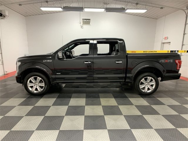 2015 F-150 SuperCrew Cab 4x4,  Pickup #19F767A - photo 1