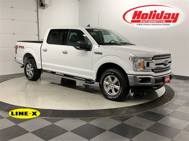 2019 F-150 SuperCrew Cab 4x4, Pickup #19F785 - photo 1