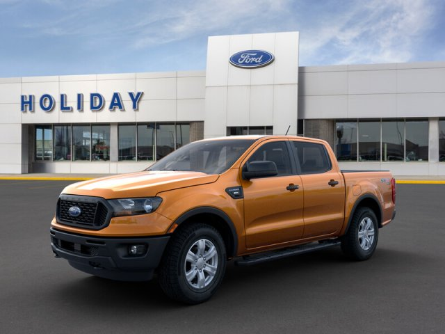 2019 Ranger SuperCrew Cab 4x4,  Pickup #19F791 - photo 4
