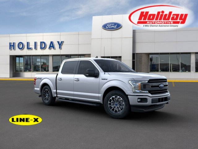 2019 F-150 SuperCrew Cab 4x4,  Pickup #19F804 - photo 3
