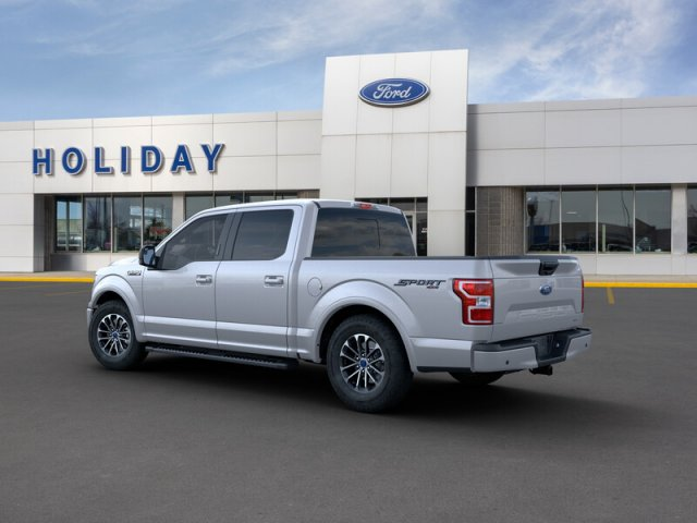 2019 F-150 SuperCrew Cab 4x4,  Pickup #19F804 - photo 2