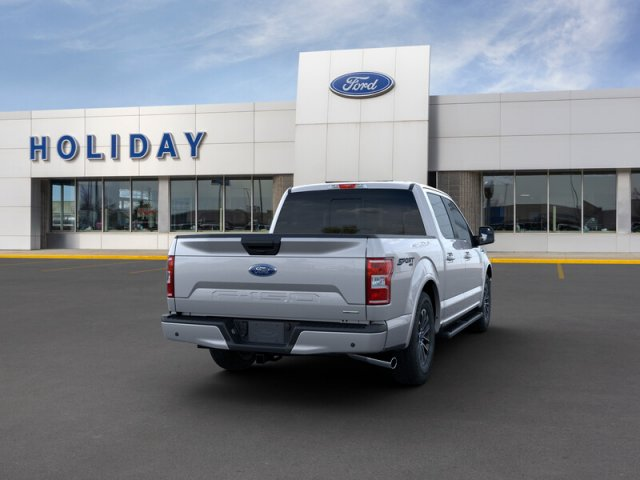 2019 F-150 SuperCrew Cab 4x4,  Pickup #19F804 - photo 7