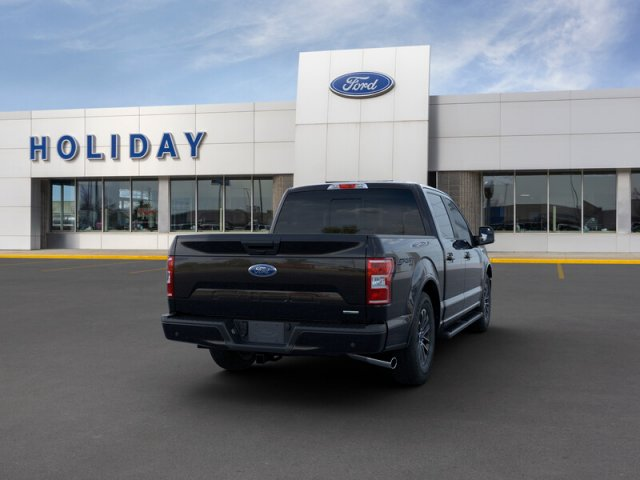 2019 F-150 SuperCrew Cab 4x4,  Pickup #19F818 - photo 8