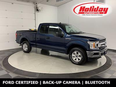 2019 F-150 Super Cab 4x4,  Pickup #19F82 - photo 1