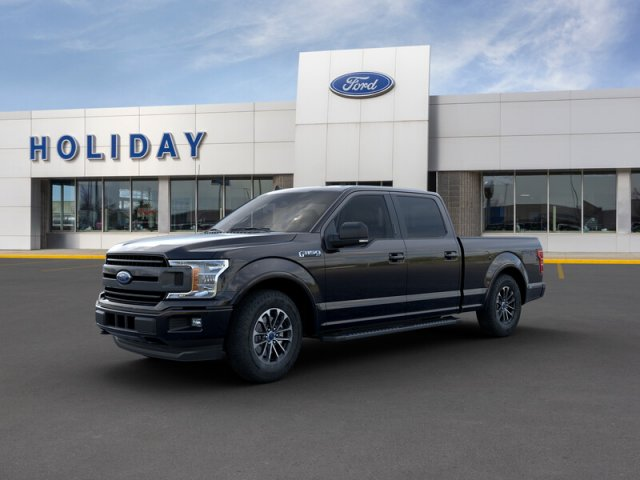 2019 F-150 SuperCrew Cab 4x4,  Pickup #19F821 - photo 4