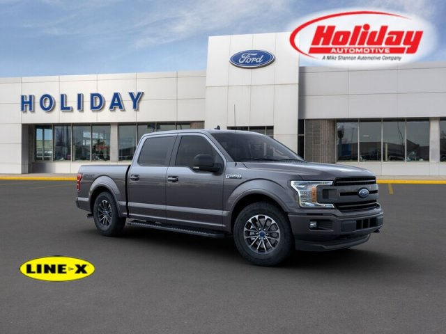 2019 F-150 SuperCrew Cab 4x4,  Pickup #19F823 - photo 3