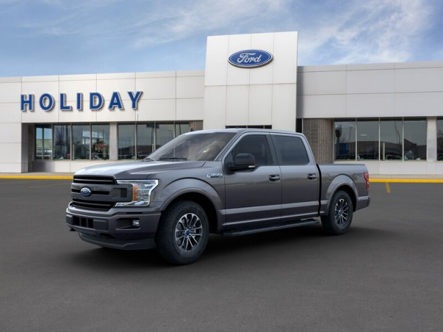 2019 F-150 SuperCrew Cab 4x4,  Pickup #19F823 - photo 1