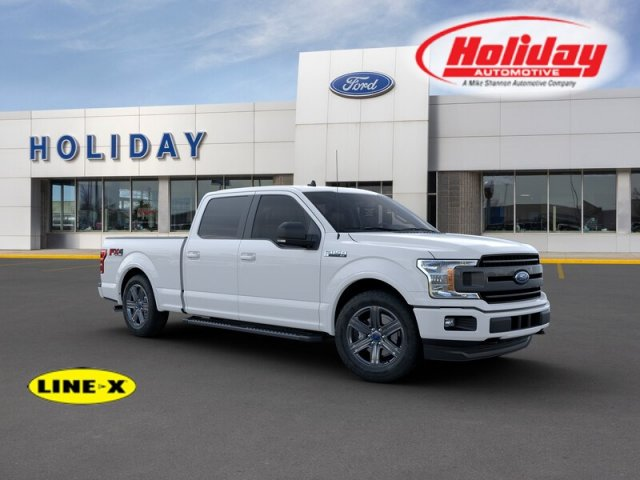 2019 F-150 SuperCrew Cab 4x4,  Pickup #19F824 - photo 1