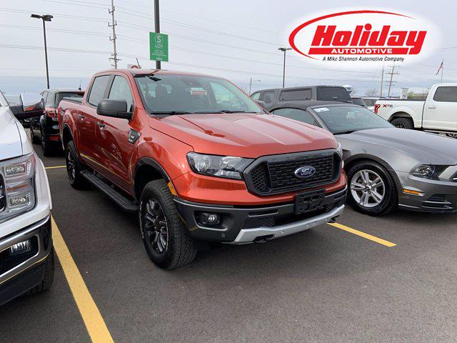2019 Ford Ranger SuperCrew Cab 4x4, Pickup #21F181A - photo 1
