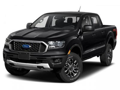 2019 Ranger SuperCrew Cab 4x4, Pickup #19F825 - photo 1