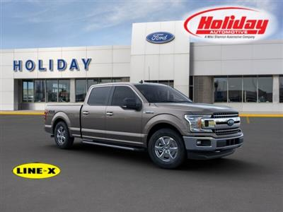 2019 F-150 SuperCrew Cab 4x4, Pickup #19F829 - photo 1