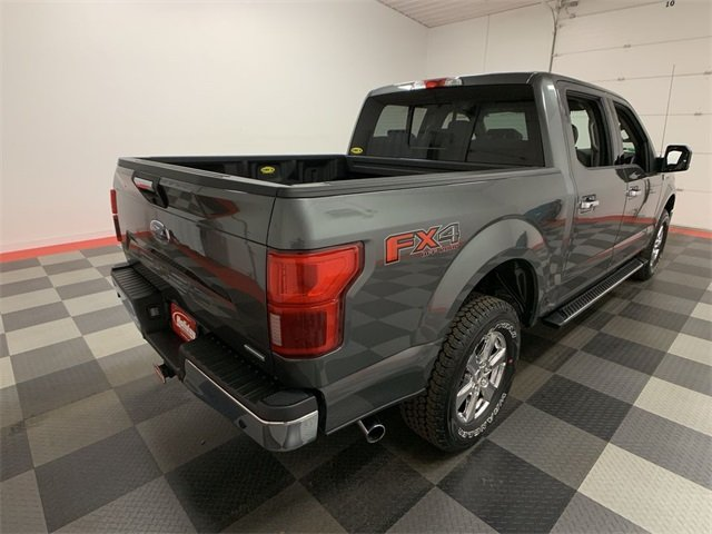 2019 F-150 SuperCrew Cab 4x4,  Pickup #19F83 - photo 7
