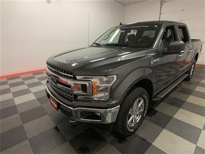 2019 F-150 SuperCrew Cab 4x4,  Pickup #19F83 - photo 4
