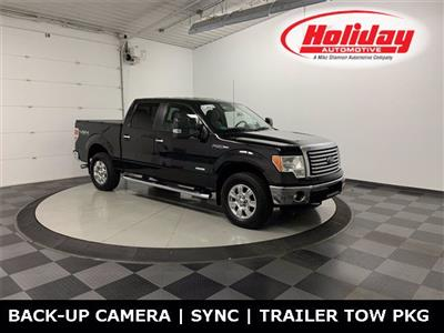 2012 Ford F-150 Super Cab 4x4, Pickup #19F836A - photo 1
