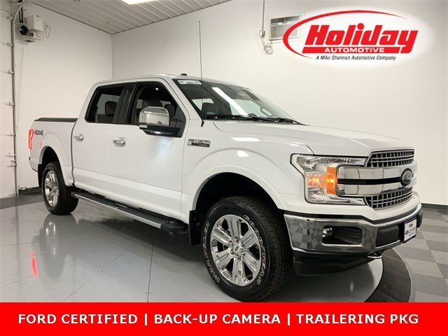 2018 F-150 SuperCrew Cab 4x4, Pickup #19F847A - photo 1